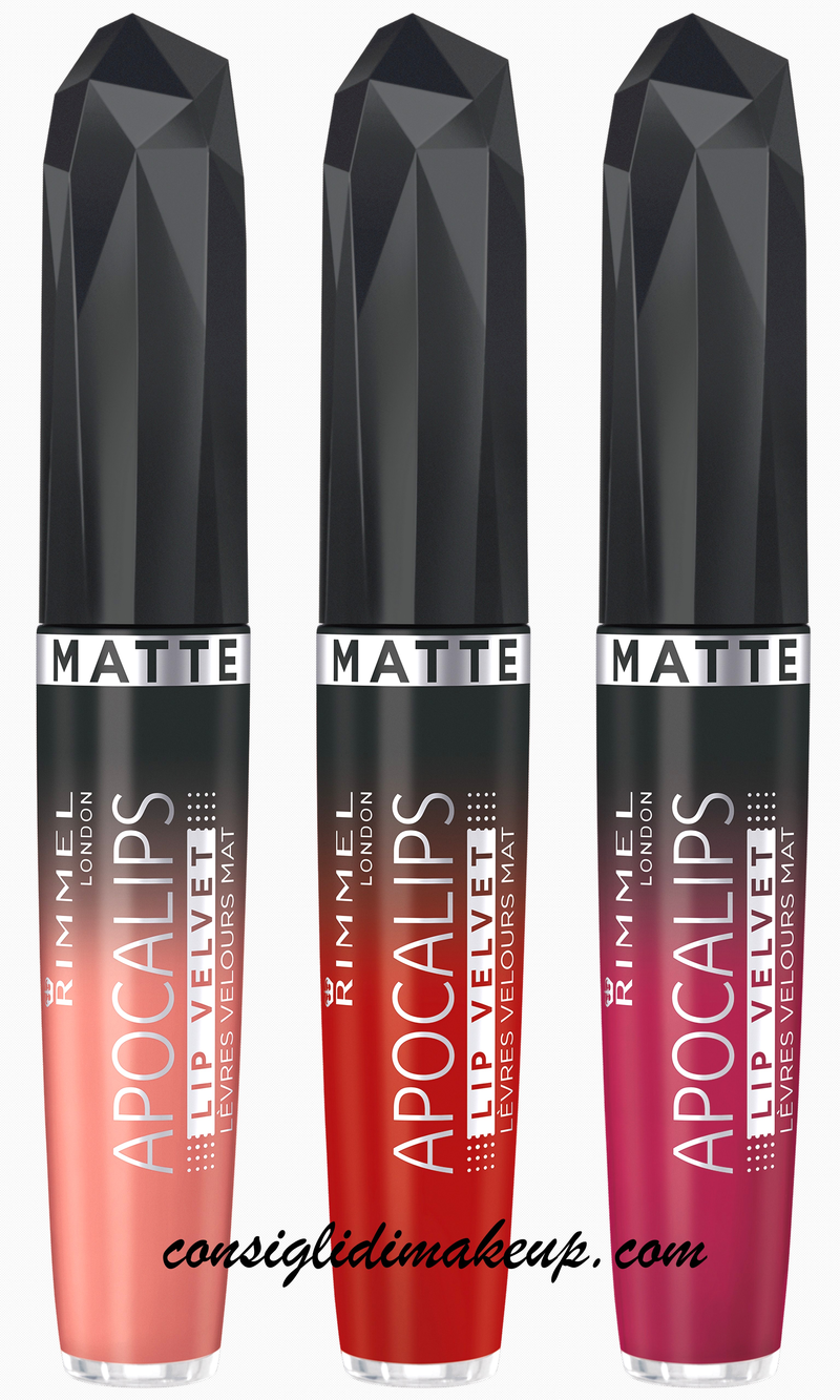 Preview: Apocalips Matte Lip Velvet - Rimmel London