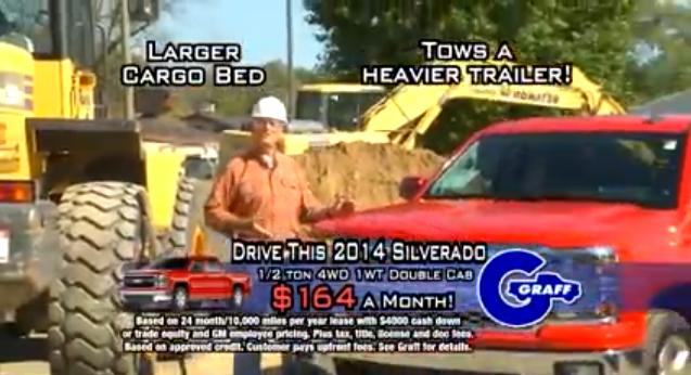 2014 Chevrolet Silverado Available Now at Graff Bay City