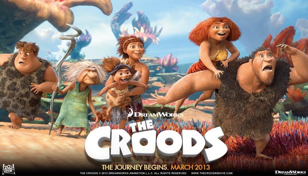 The Croods | Teaser Trailer