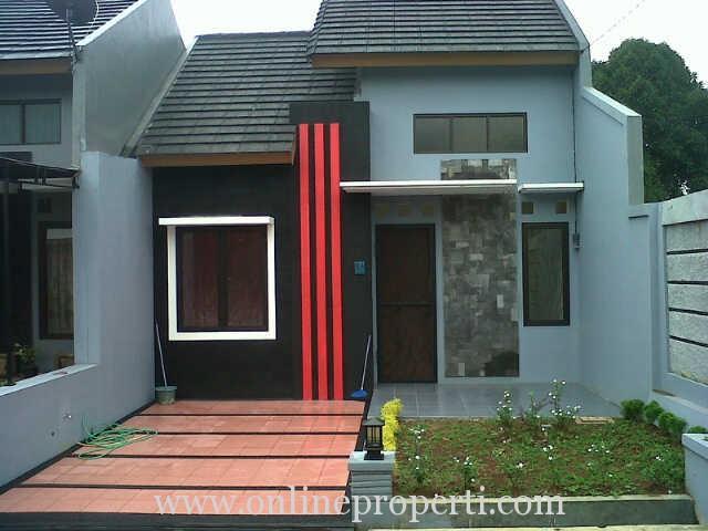 rumah dijual perumahan minimalis duren residence di
