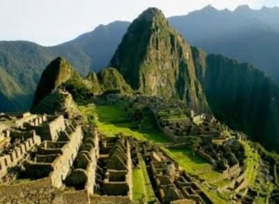 MACHU PICCHU , INQUES (PERU) 3D