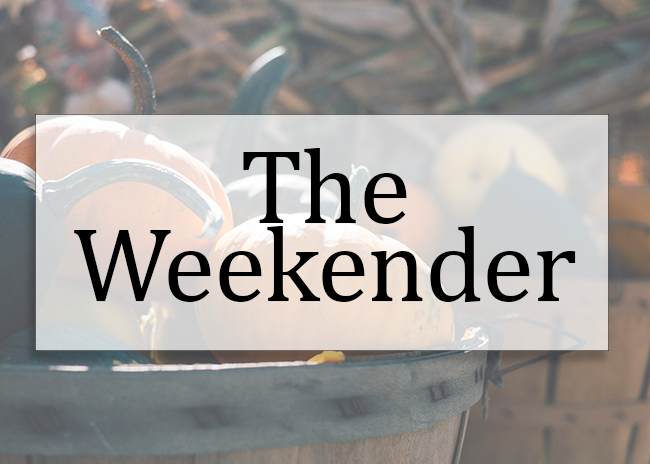 The Weekender: Weekend Link Roundup from A Good Hue