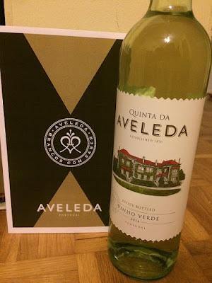 Quinta da Aveleda Vinho Verde wine