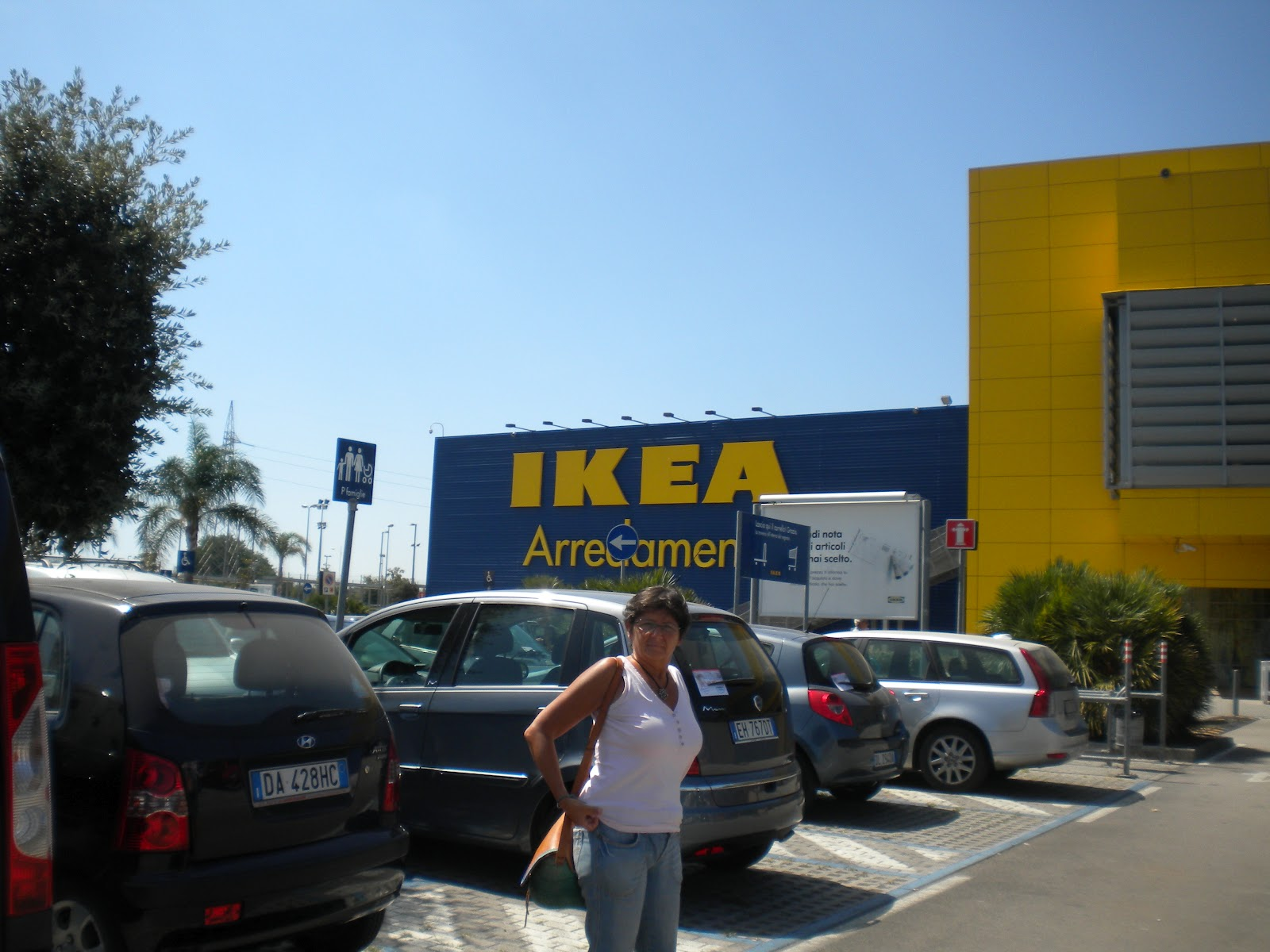 living in naples italy volcanos tunnels ikea