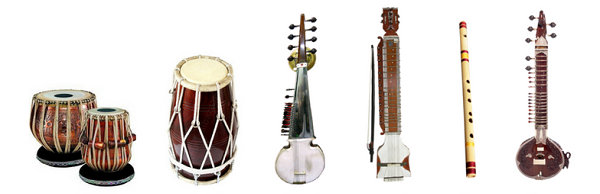 Which String Instruments Are Used In Indian Classical Music History