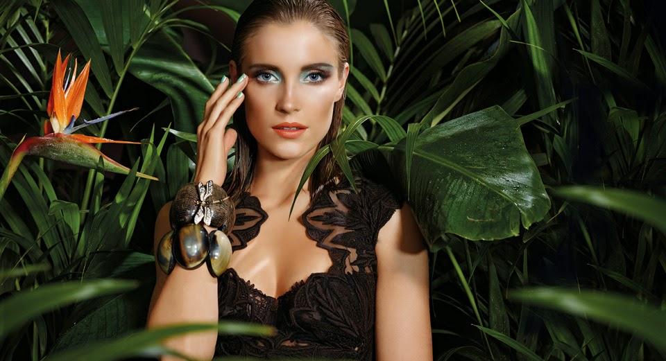 ArtDECO Review, ArtDECO Swatches, ArtDECO Giveaway, ArtDECO Jungle Fever Collection, ArtDECO Bronzing Collection, Jungle Fever 2014,