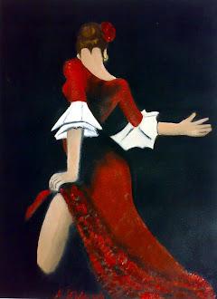 No fundo do meu mar existe uma bailaora flamenca...