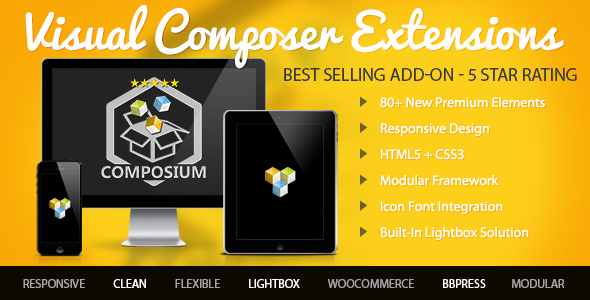 Visual Composer Extensions v3.2.1 Plugin