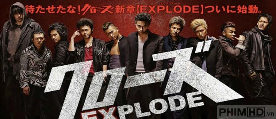 Bá Vương Học Đường 3 - Crows Explode - 2014