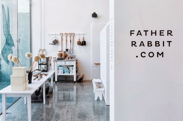 Father Rabbit at BLOC 2014 HoInterior Collection