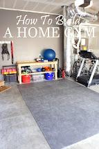 Home Garage Gym Ideas