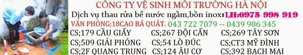 THAU RỬA BỂ NƯỚC NGẦM LH:0975 998 919 THAU RỬA BỂ NƯỚC GIÁ RẺ RỬA BỂ NƯỚC