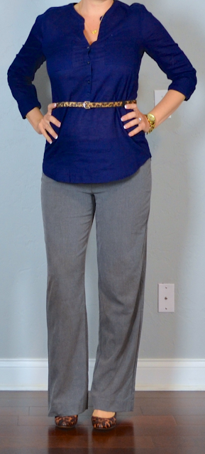 New About Navy Pants Outfit On Pinterest  Navy Pants Flat Shoes Outfit