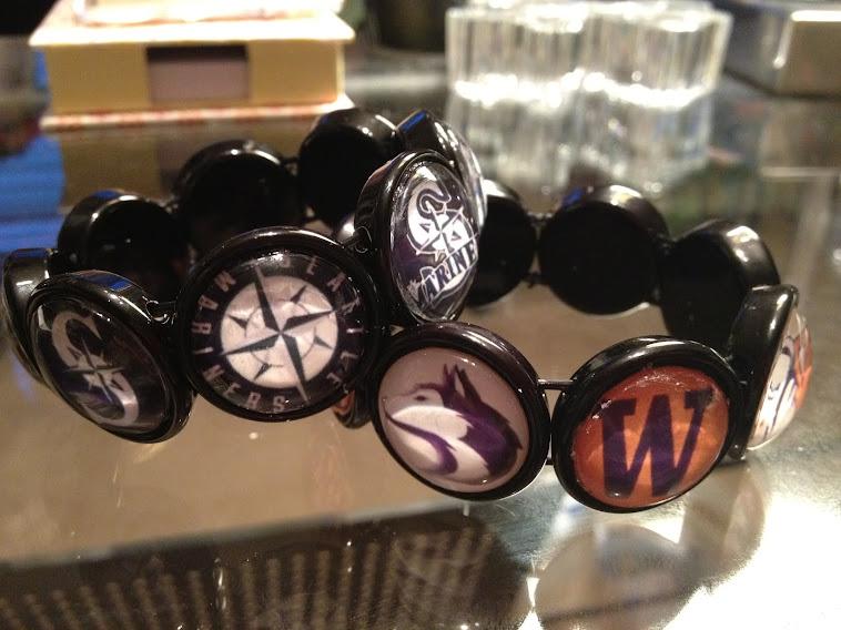 Retro Sport Bracelets