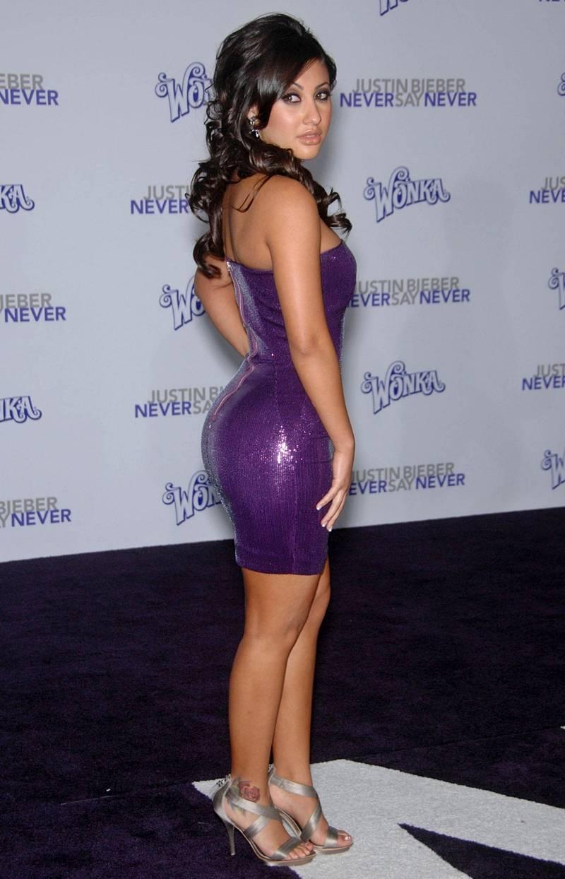 Latina Teen Schauspielerin Francia Raisa