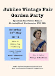 The Jubilee Vintage Fair Garden Party