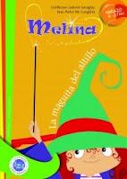 Melina, la maguita del altillo