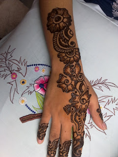 Best Eid Mehndi Designs for Girls – Latest Collection 2013
