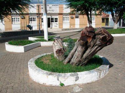 PRAÇA MARECHAL DEODORO DA FONSECA  OU PRAÇA DOS DOIS PODERES