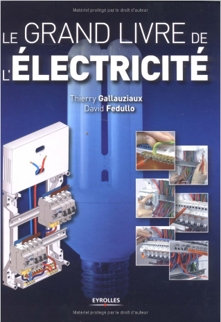 Online university courses le grand livre de l 39 lectricit for Bases de l electricite