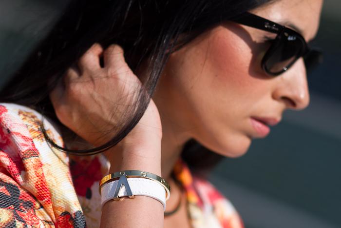 Personalized Bracelet Identify