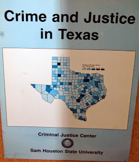 Crime and Justice report cover.