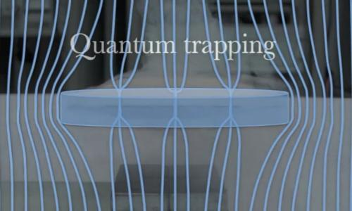 Quantum trapping