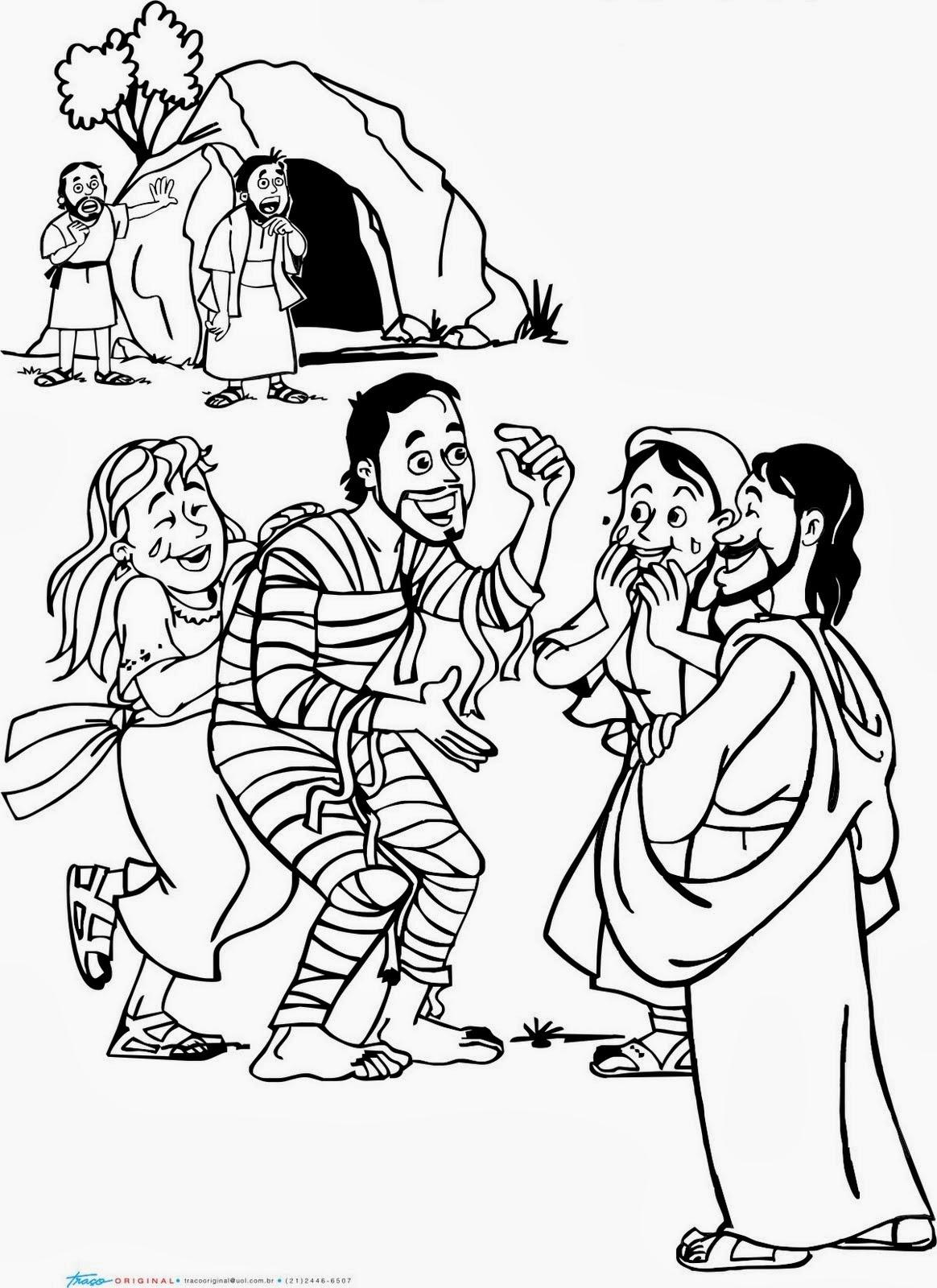 ME ABURRE LA RELIGIÓN: LA RESURRECCIÓN DE LÁZARO