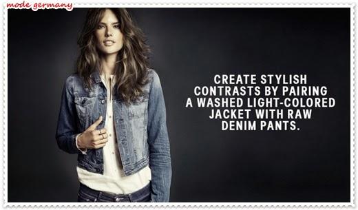 Alessandra Ambrosio bei H&M