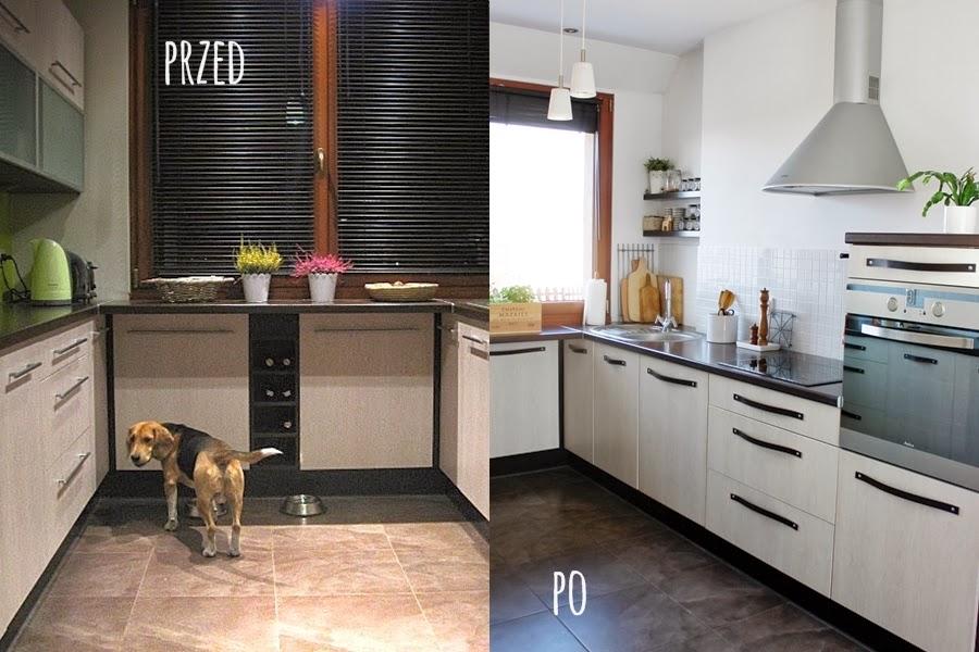Kuchnia Przed I Po Fotobloog Wnętrza Design Diy