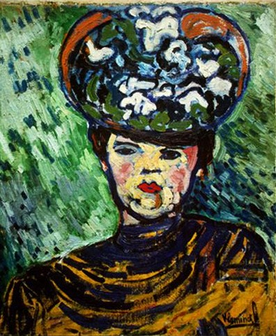It S About Time A Few Fauvist Women By Maurice De