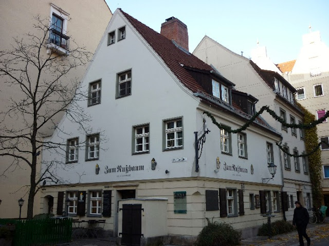 Nikolaiviertel, berlino