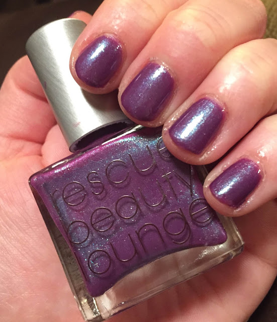 My 2015 in Nails, nail polish roundup, nail polish, nail lacquer, nail varnish, manicure, #ManiMonday, Rescue Beauty Lounge Scrangie