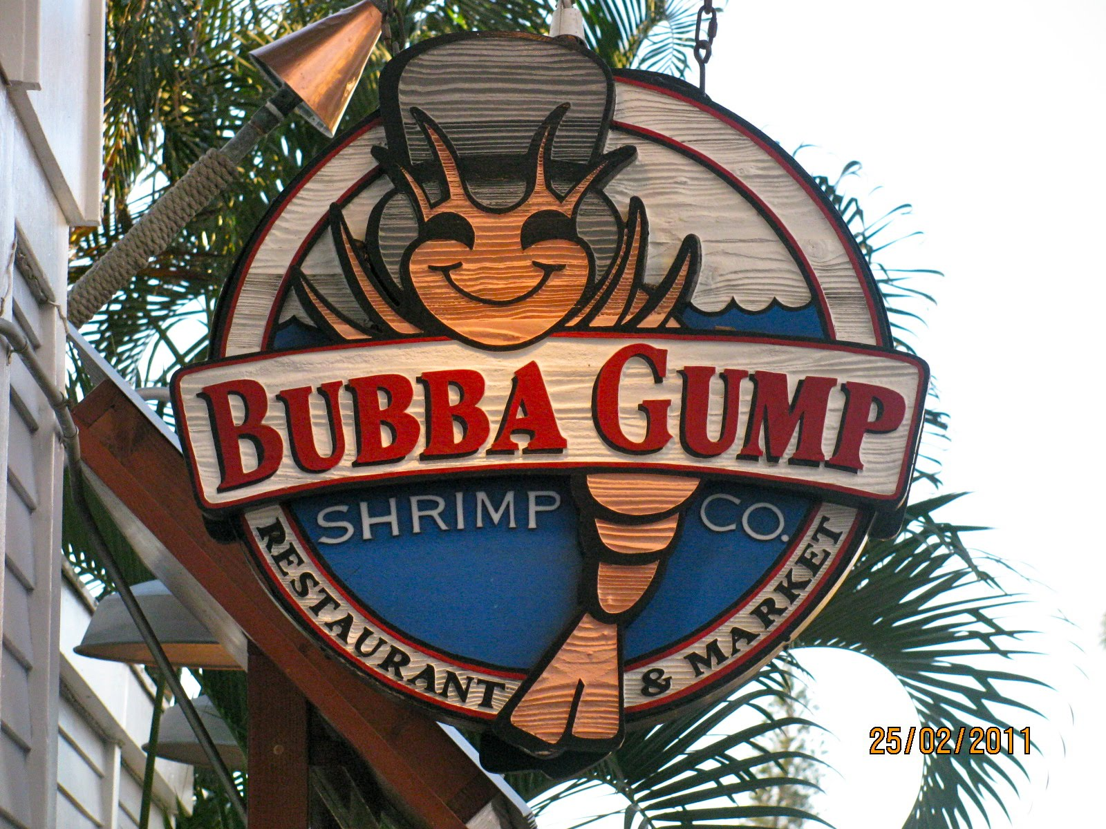 bubba gump Bubba gump shrimp co, restaurants business in anaheim see up-to-date pricelists and view recent announcements for this location.