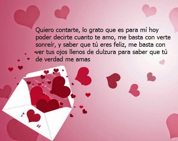 Poemas de Amor con Corazones, parte 1