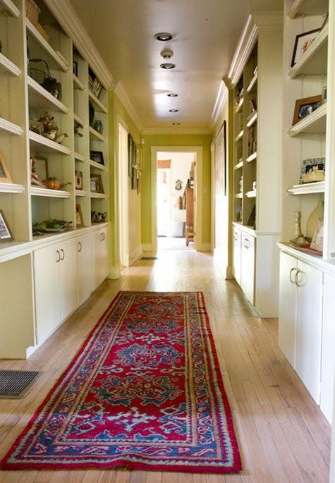 Ideas de c mo decorar un pasillo colores en casa - Como decorar un pasillo ...