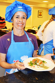 Três pessoas são premiadas na 2ª edição do Concurso Chef Light