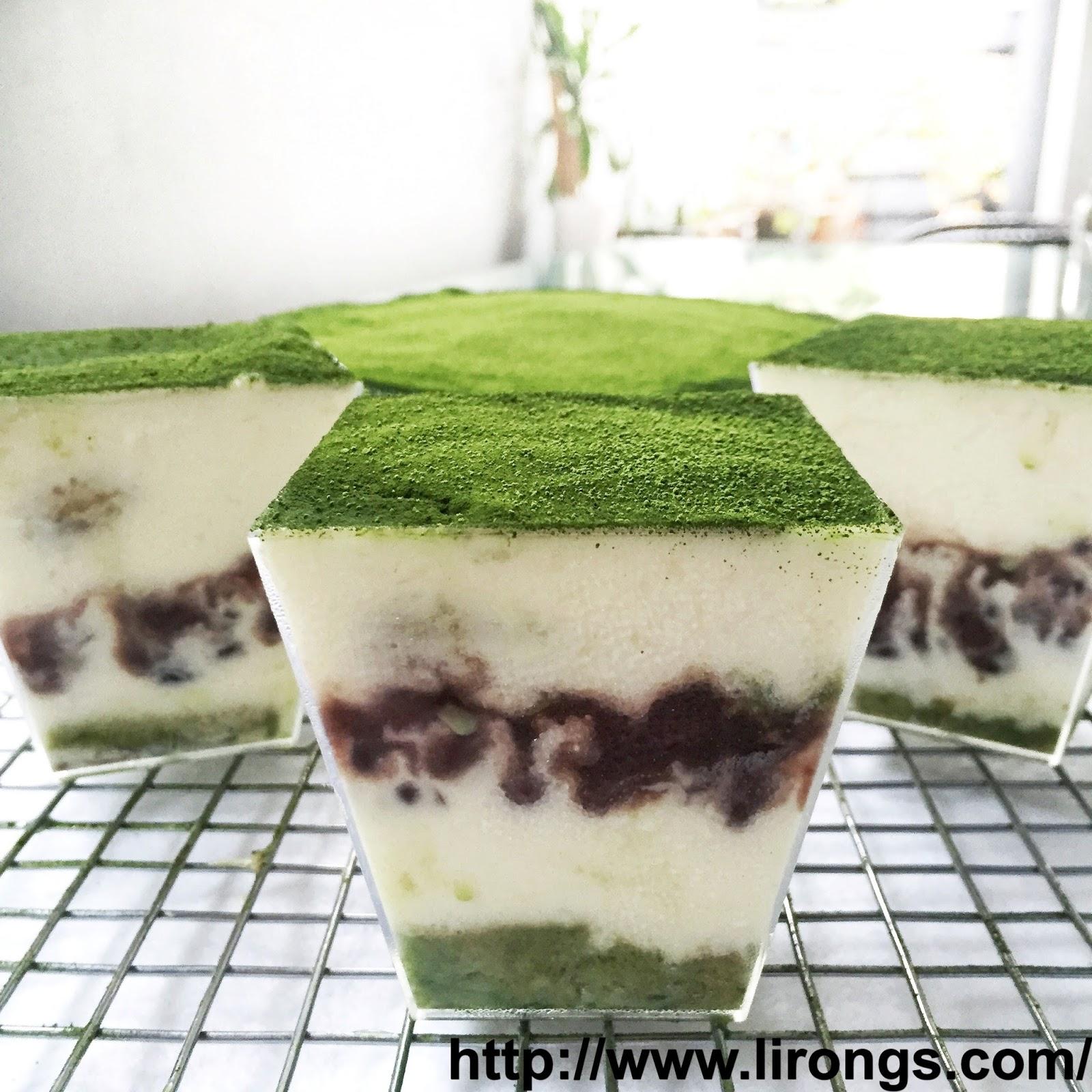 Eggless Matcha Cake Recipe