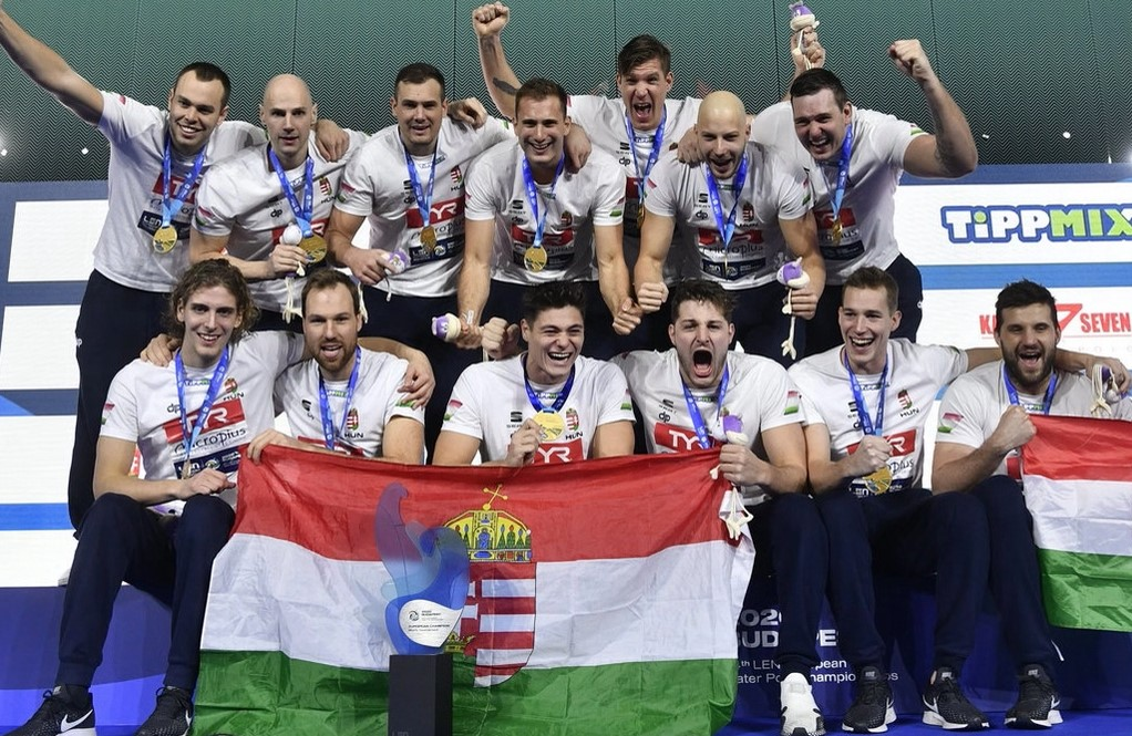 Hungary - European Champion Men, Budapest 2020