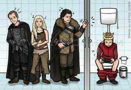 La auténtica pelea por el tronos - Juego de Tronos en los siete reinos