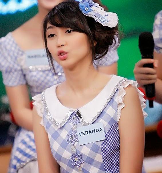 Foto lucu Ve JKT48
