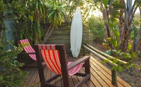 การจัดบ้านและสวนให้สวยเหมาะสำหรับฤดูร้อนในประเทศไทยเรา