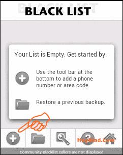 Download aplikasi blokir telpon android