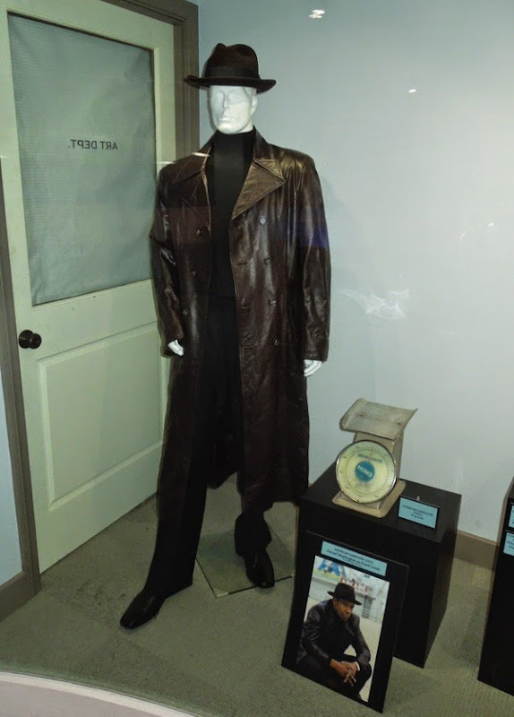 Denzel Washington American Gangster film costume