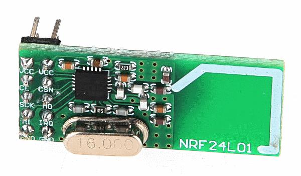 arduino modulo NRF24L01