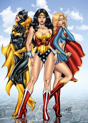 Al Rio Comic Girls