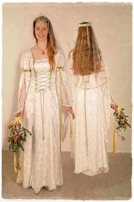 Wedding Dresses Medieval Style - Wedding Dresses
