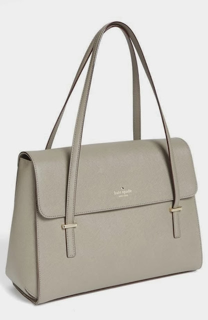 Grey Color Handbag