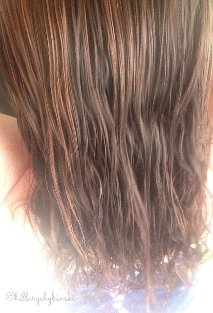 Wet Hair After Using Nexxus Hair Products