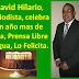 DAVID HILARIO HOY CUMPLE UNO MAS